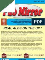 Pub Mirror Issue 81 Aug - October 2012