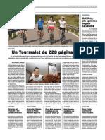 Ascensión a Peña Cabarga del Tour de Plomo (El Mundo)