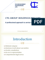 CTL Company Profile