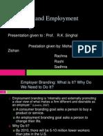 Employer Branding Ppt