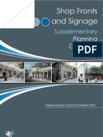 Shop Fronts and Signage SPG October 2011