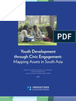 Youth Development Through Civic Engagement in South Asia 2011
