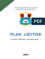 Propuesta Plan Lector2012 Revisado