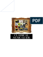 The CDs of Your Classical Music Collection CD Guide