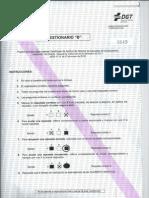 Cuestionario B Directores 2012