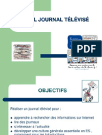 Tutoriel Journal Televise