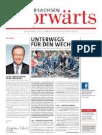 Vorwaerts September 2012