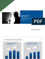 Bunge Agribusiness Investor Day RaulPadilla