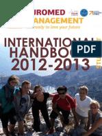 International Welcoming Guide 2012/2013