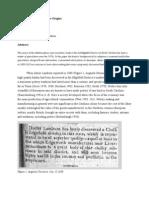 Alkaline Glazed Stoneware Origins by Carl Steen Diachronic Research Foundation
