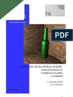 Tutorial Botella de Sidra