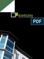 Brochure Risposta 2012