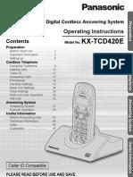 Telefone Manual