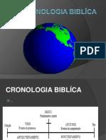 CRONOLOGIA BIBLÍCA