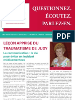 Canadian Patient Safty Week Newsletter 2011 French