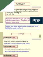 Ayat Aktif & Pasif