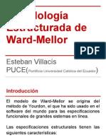 Presentación Metodología Estructurada de Ward-Mellor