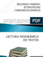 1Estrategias Comunicacionales - Lectura Panorámica