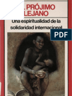 Lavigne, Jean Claude - El Projimo Lejano