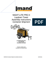 Nl Pro i i Ld Container Shipment Assembly Instructions