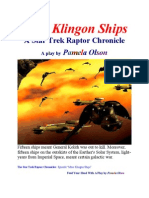 More Klingon Ships