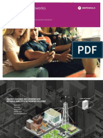Wireless IP Networking Solutions for Service Providers