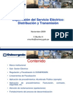 Supervision Electrica