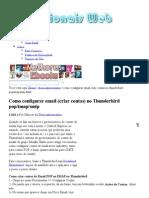 Como Configurar Email (Criar Contas) No Thunderbird Pop_imap_smtp _ Profissionais Web-2012!08!10