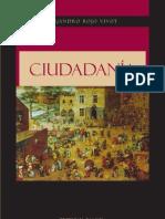 Rojo Vivot Alejandro  - Ciudadanía