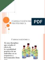 Farmacogenomica y Proteomica Diapositivas