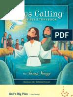 Jesus Calling Bible Storybook