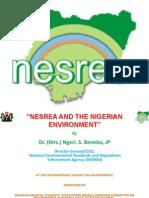 NESREA Presentation NIMSA Summit