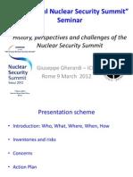 PresentazioneRoma NSS Seminar R1
