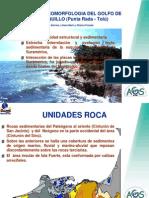 Geologia y Geomorfologia Del Golfo de Morrosquillo