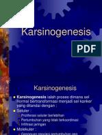 Karsinogenesis penyebab kanker