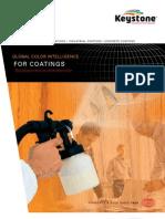 TB 291 Keystone Colorants for Wood Coatings (2!16!12)