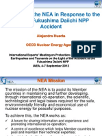 Initiatives of the NEA in Response to theTEPCO Fukushima Daiichi NPPAccident