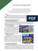 Success Path to the Cold Shutdown in Fukushima Daini NPS