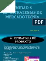 Unidad 6 Mercadotecnia 6.1