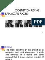 Face Recognition Using Laplacian Faces