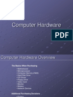 Computer Hardware Pp t 3092