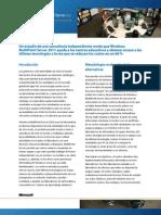 WMS 2011 Forrester TEI 2 Pg Exec Summary Final_spanish Spain