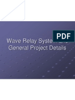 Wave Relay Overview