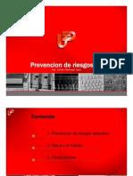 003 Prevencion de Riesgos 01 Introduccion