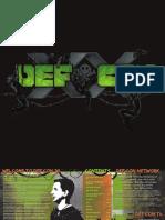 Defcon 20 Program