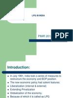LPG in India