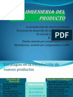 Ingenieria Del Producto