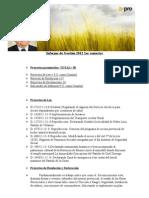 Informe de Gestión 2012 1er semestre