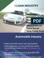 Auto Loan Industry(3)