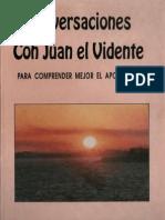 Lopez, Javier - Conversaciones Con Juan El Viviente
